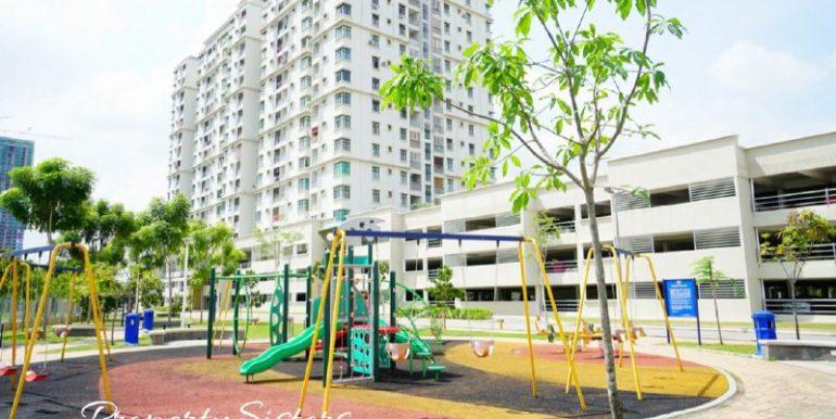 Playground & Building