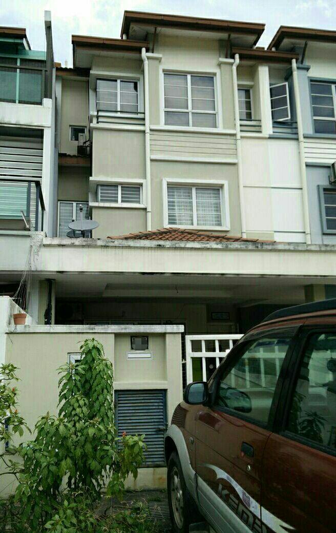 2.5 Storey Link House, Shah Alam