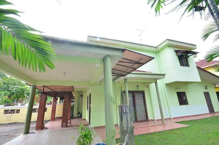 Double Storey Terrace Corner Lot, Shah Alam