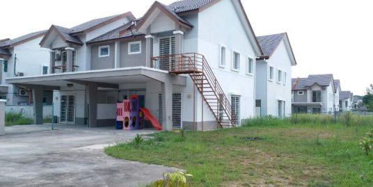 Double Storey Semi-D Corner, Alam Suria, Bandar Puncak Alam
