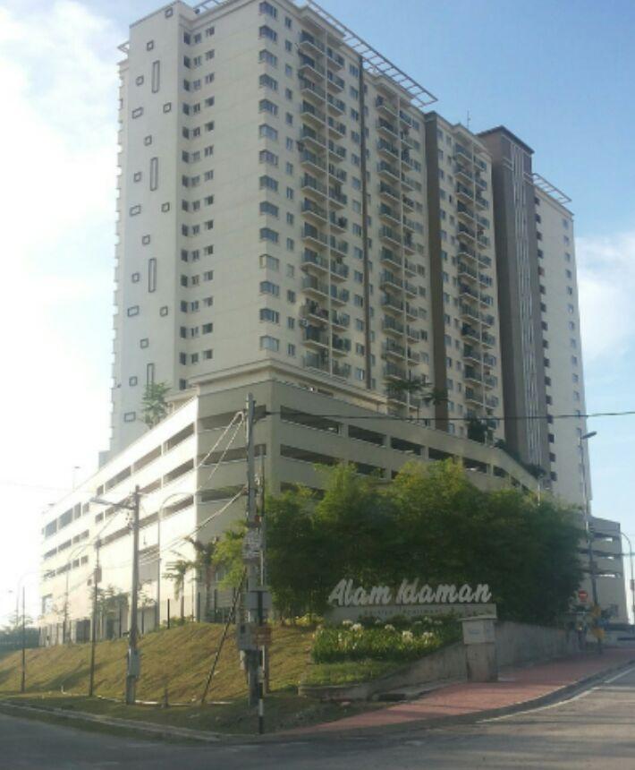 Alam Idaman Condominium, Section 22 Shah Alam