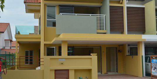 Double Storey Terrace End Lot Puncak Bestari, Puncak Alam