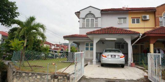 Double Storey Terrace Corner Bandar Puncak Alam