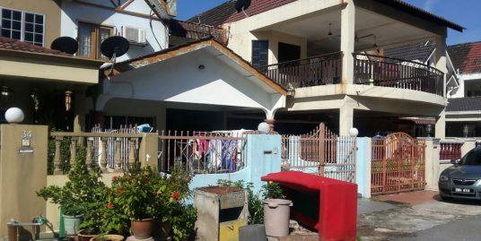 Double Storey Terrace, Section 19 Shah Alam