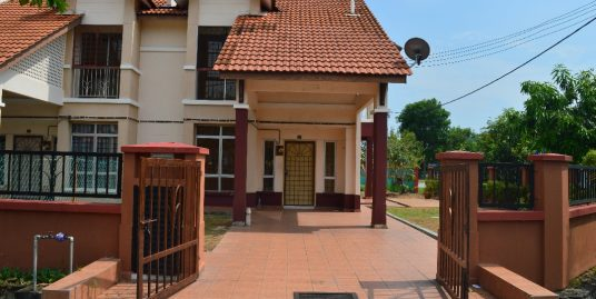 Double Storey Terrace Corner Lot, Alam Suria, Puncak Alam