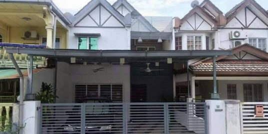 Double Storey Section 19 Shah Alam