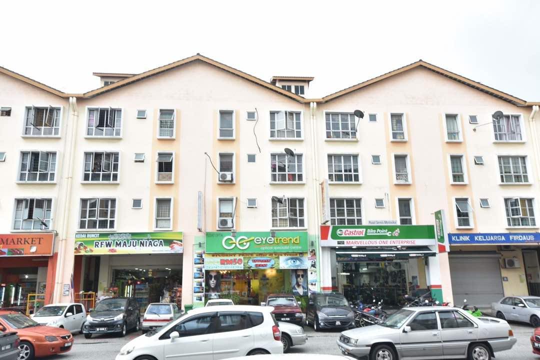 Apartment Pusat Komersial, Seksyen 7 Shah Alam