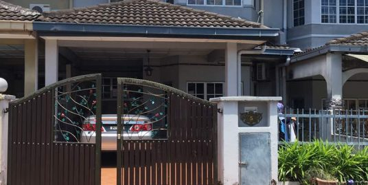 Double Storey Section 9 Shah Alam