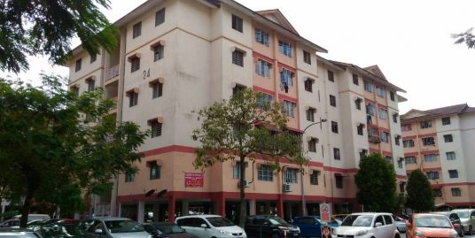 PKNS Apartment, Section 7 Shah Alam