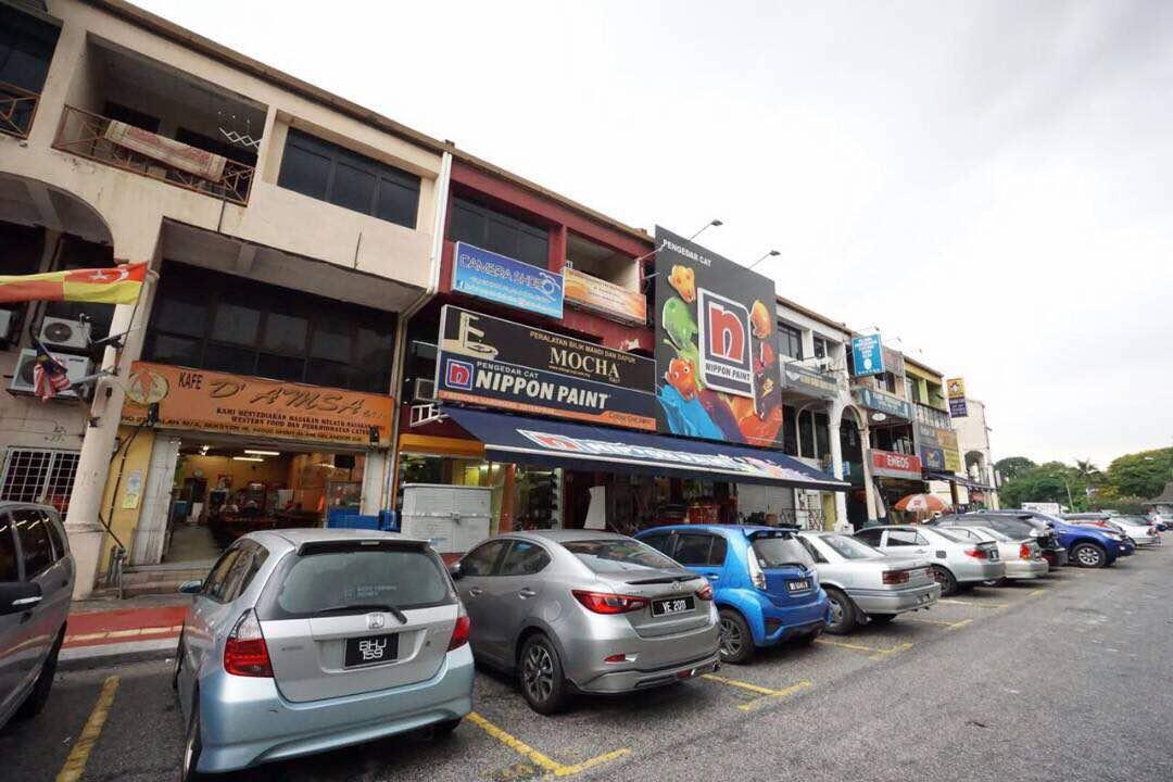 Shop Lot Section 19 Shah Alam