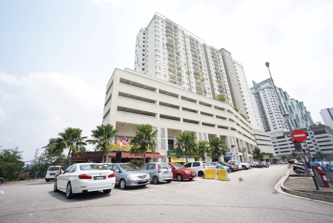 Alam Idaman Service Apartment, Shah Alam