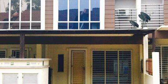 Double Storey Terrace Alam D'16 Residence, Section 16 Shah Alam