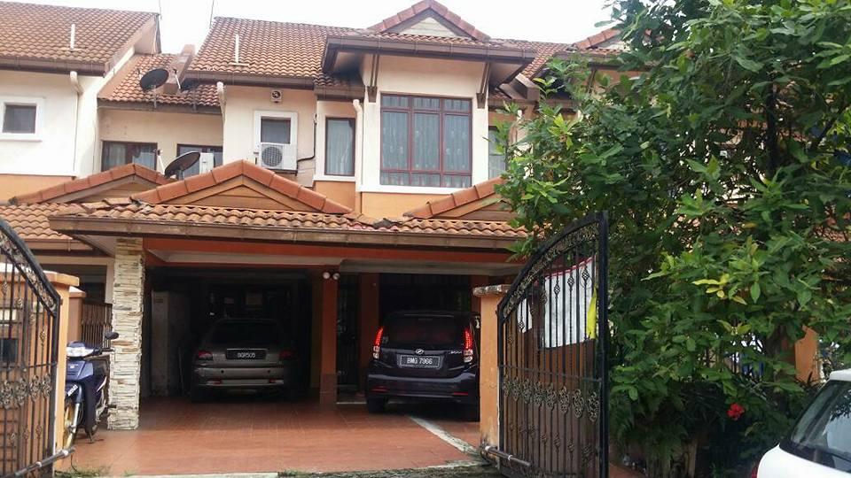 Double Storey Terrace Section 7, Shah Alam