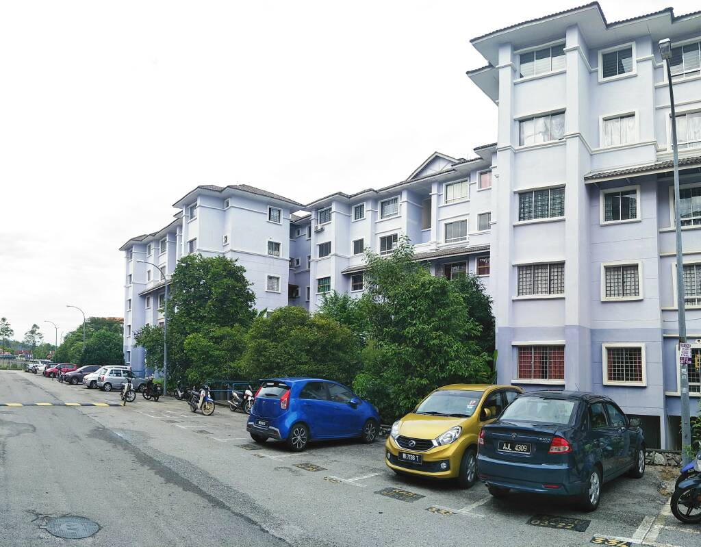 Alpania Apartment, Puncak Alam