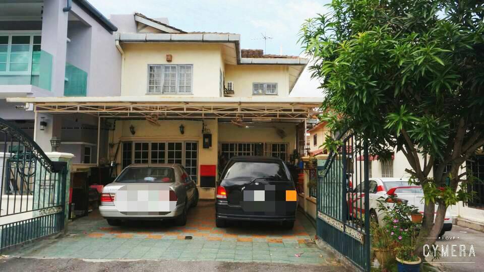 Double Storey Terrace Endlot, Section 27 Shah Alam