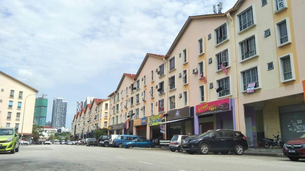 Pusat Komersial Apartment, Section 7, Shah Alam