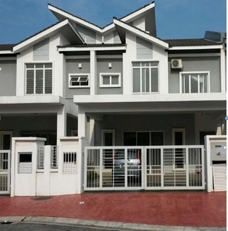 Double Storey Terrace D' Kayangan Shah Alam