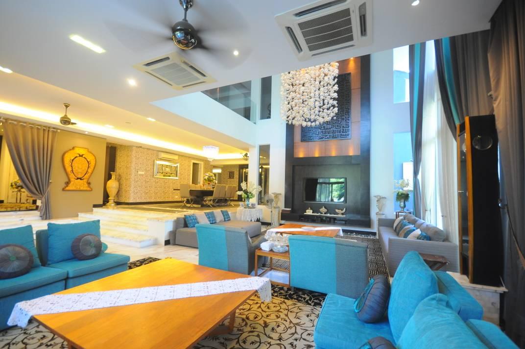 Luxury Bungalow @ Country Height Kajang