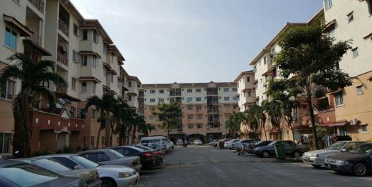 Pangsapuri Seri Suria Section 34, Shah Alam
